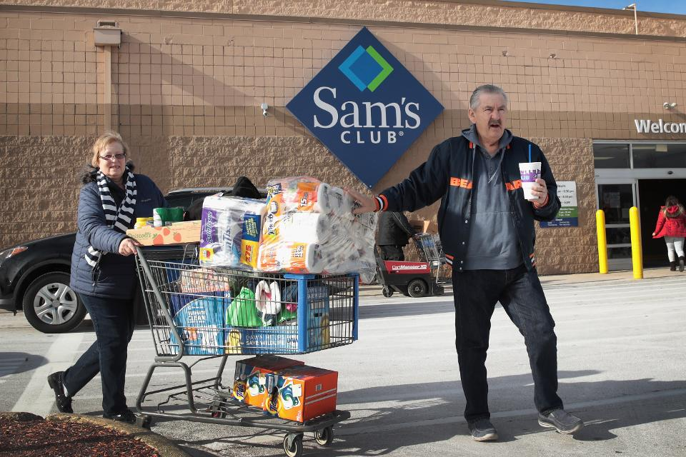 Forbes | After Her First 100 Days, The Future Looks Really Bright For Sam's Club CEO Kath McLay
