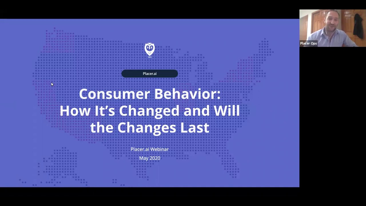 Consumer Behavior — How It's Changed and Will the Changes Last | Placer.ai