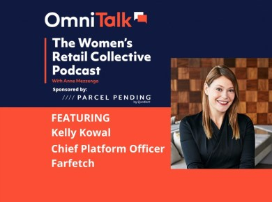 Kelly Kowal Chief Platform Officer Farfetch