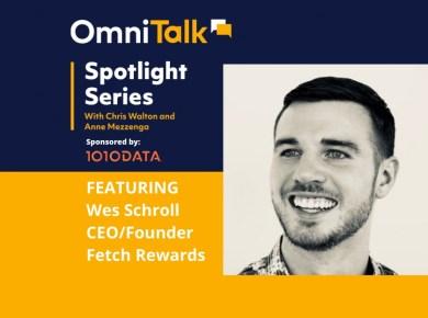 Wes Schroll, CEO Fetch Rewards