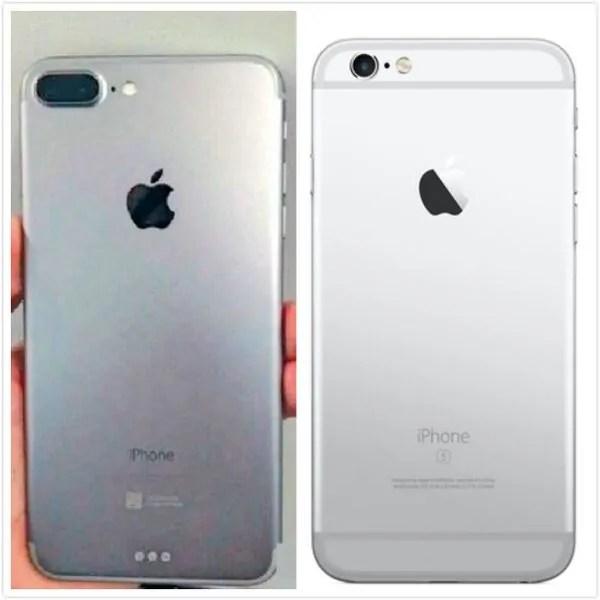 Iphone 7 dual cameras