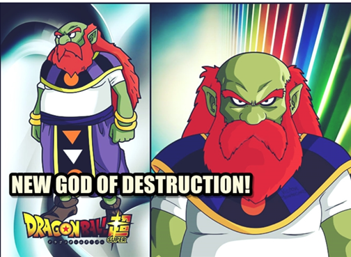 New God of Destruction