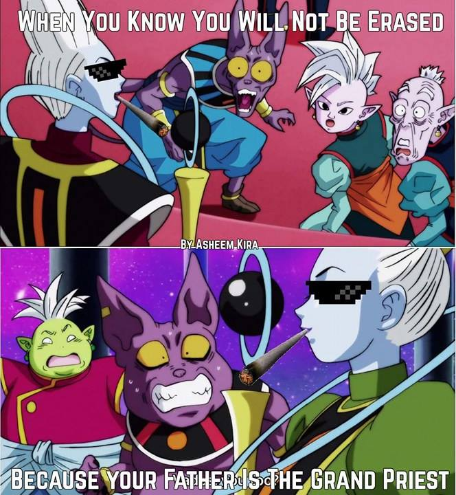 Dragon Ball Super All Universes Won't Be Destroyed!Omnitos