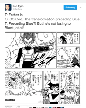 Vegeta New Form