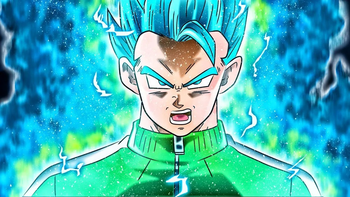 Image result for Gohan new form Dragon Ball Super Episode 103 Spoilers