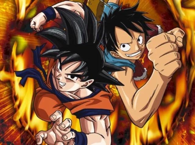 Dragon Ball One Piece