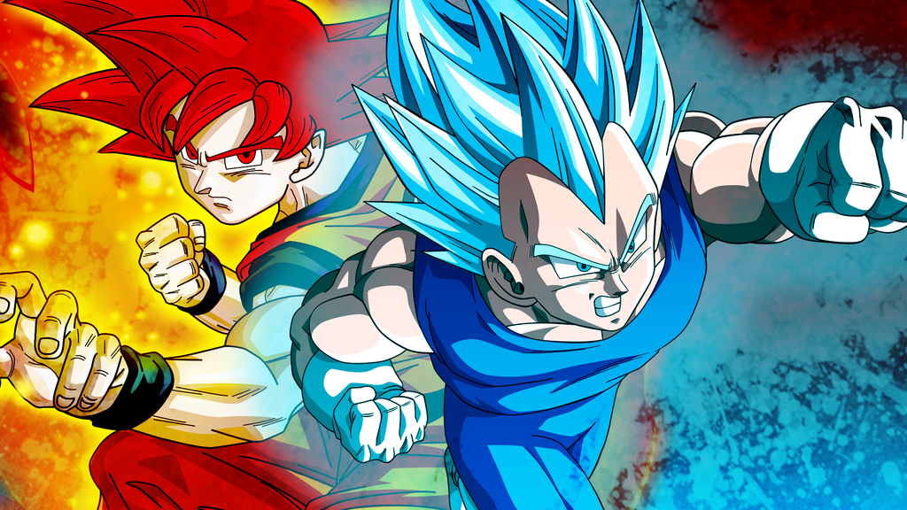 Dragon Ball Super Difference Between The Saiyan God And Blue Forms