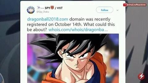 Anime Dragon Ball Terbaru 2019