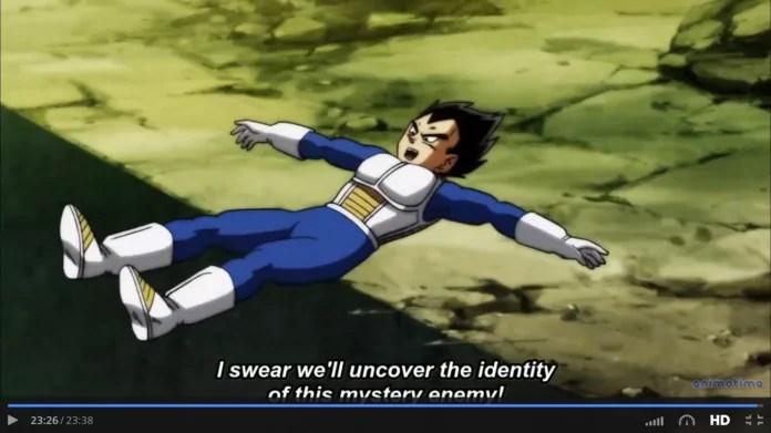 Episode 119 Vegeta