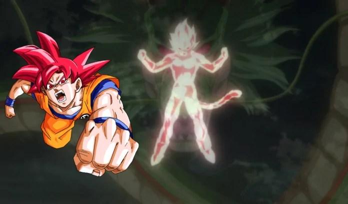 First Super Saiyan Yamoshi