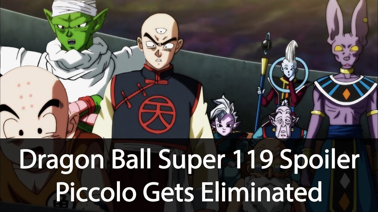 Piccolo eliminated!