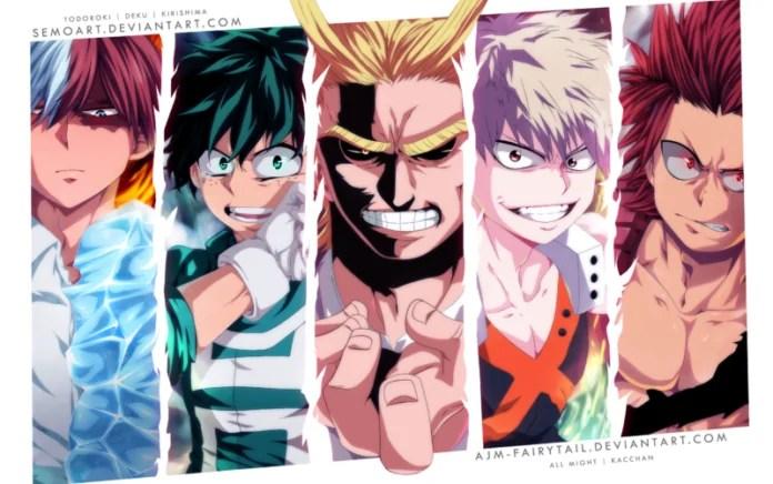 Boku No Hero Academia Season 3 New Key VisualOmnitos | Omnitos