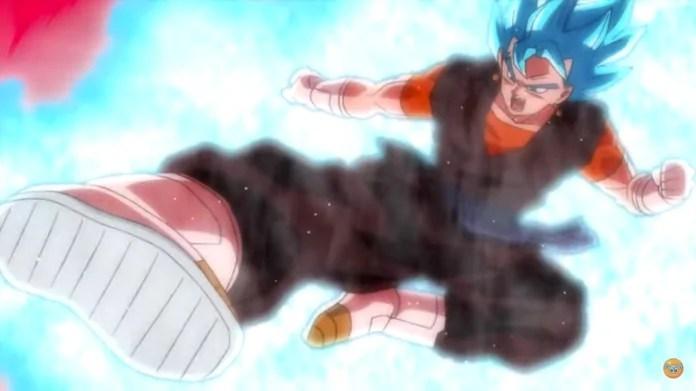 Dragon Ball Heroes Episode 1 Super Battle Unfolds