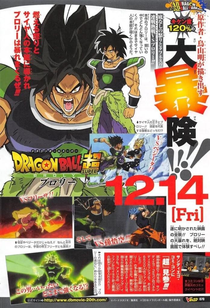 Dragonball Super News