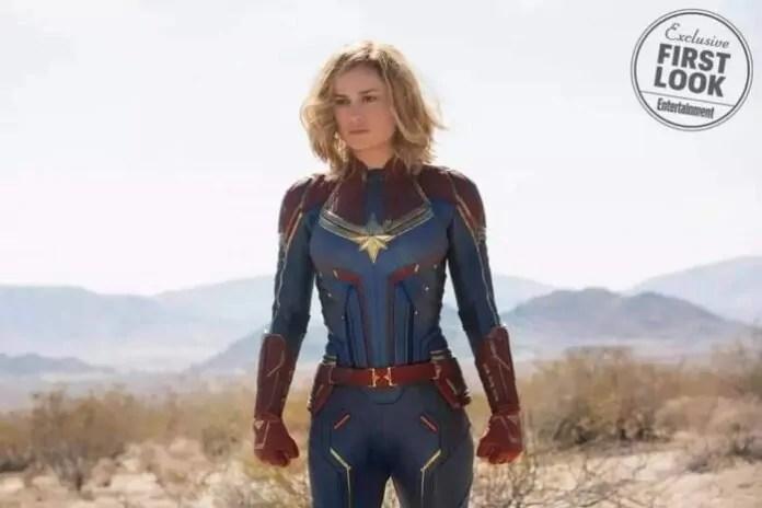 Marvel Cinematic Universe Captain Marvel