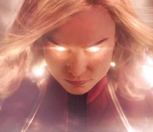 Captain Marvel Official Trailer