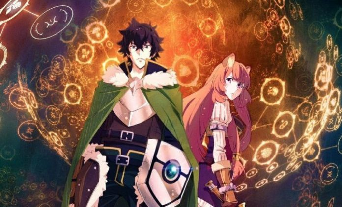The Rising Of Shield Hero Anime
