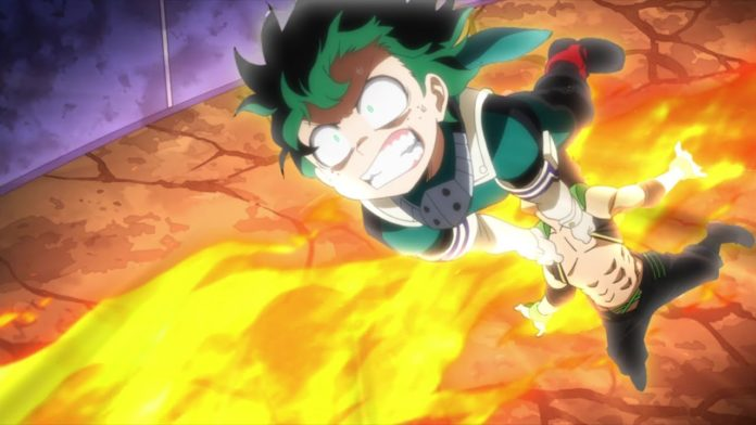 My Hero Academia Season 3 Episode 22 (Episode 60)