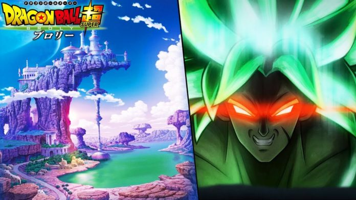 Dragon Ball Super: Broly Confirms A Whole New Planet
