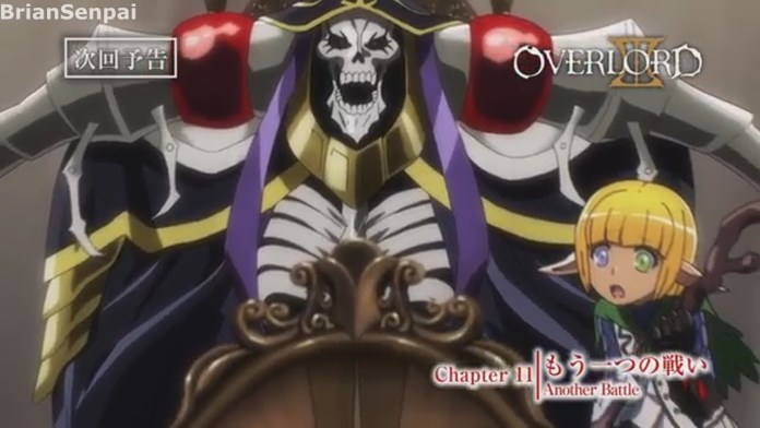 Overlord Season 3 Episode 11