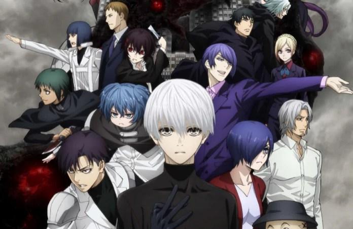 Tokyo Ghoul:re Season 2