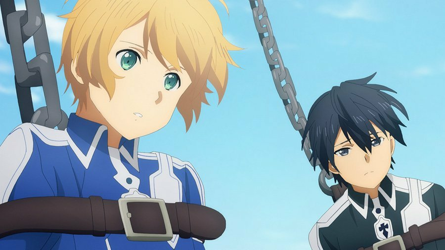 Sword Art Online: Alicization Episode 11