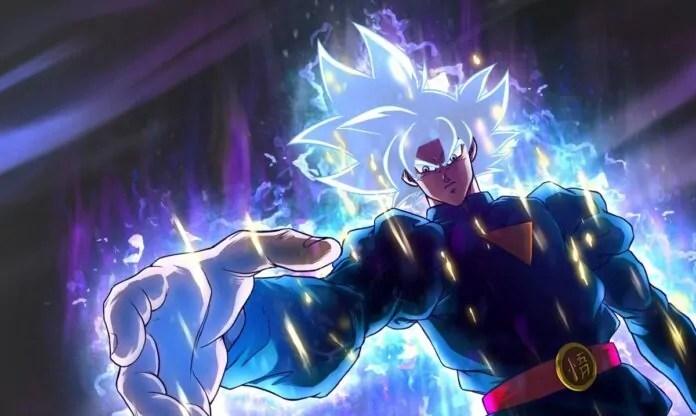 Goku Ultra Instinct Grand Priest