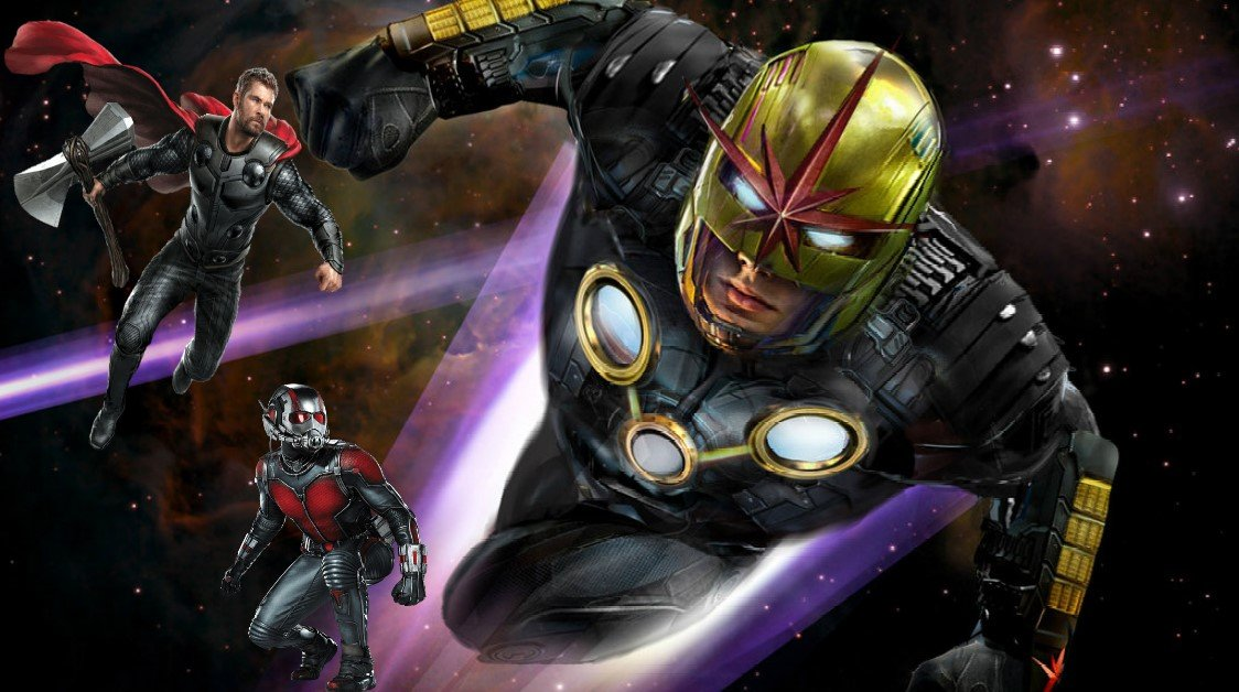 Marvel Phase 4, 5 Future and 'NOVA' in Production now says