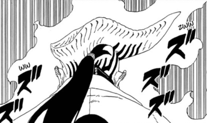 Boruto Chapter 36 Jigen