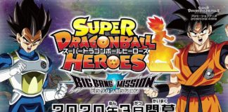 Dragon Ball Heroes Episode 20