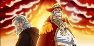 One Piece Chapter 968