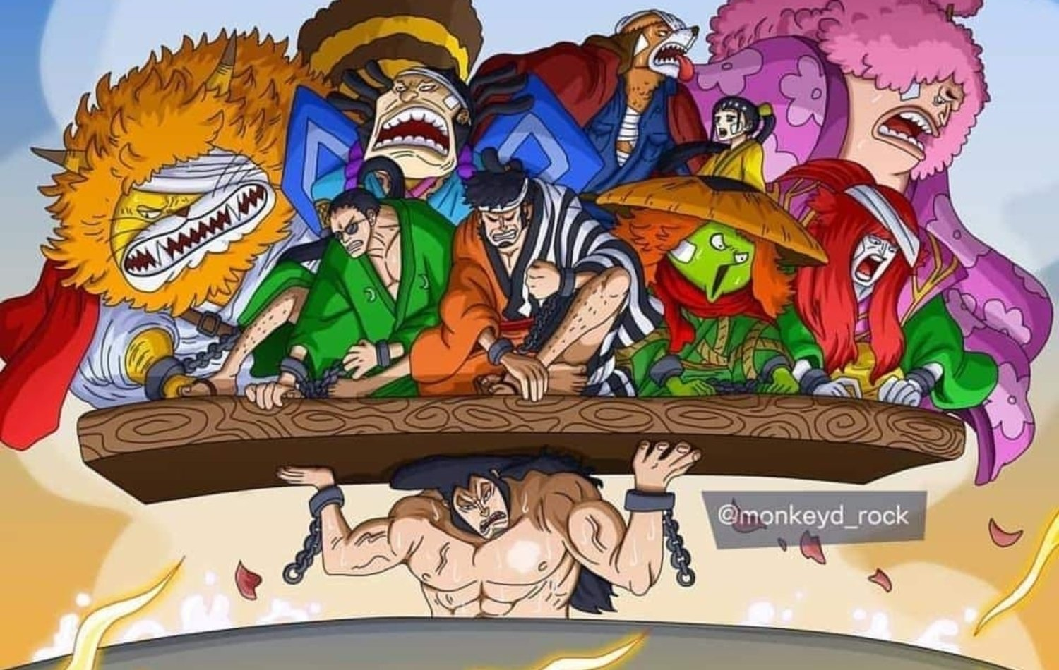 one piece chapter 973 release date