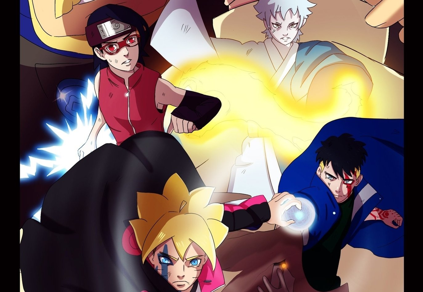 Boruto Chapter 43
