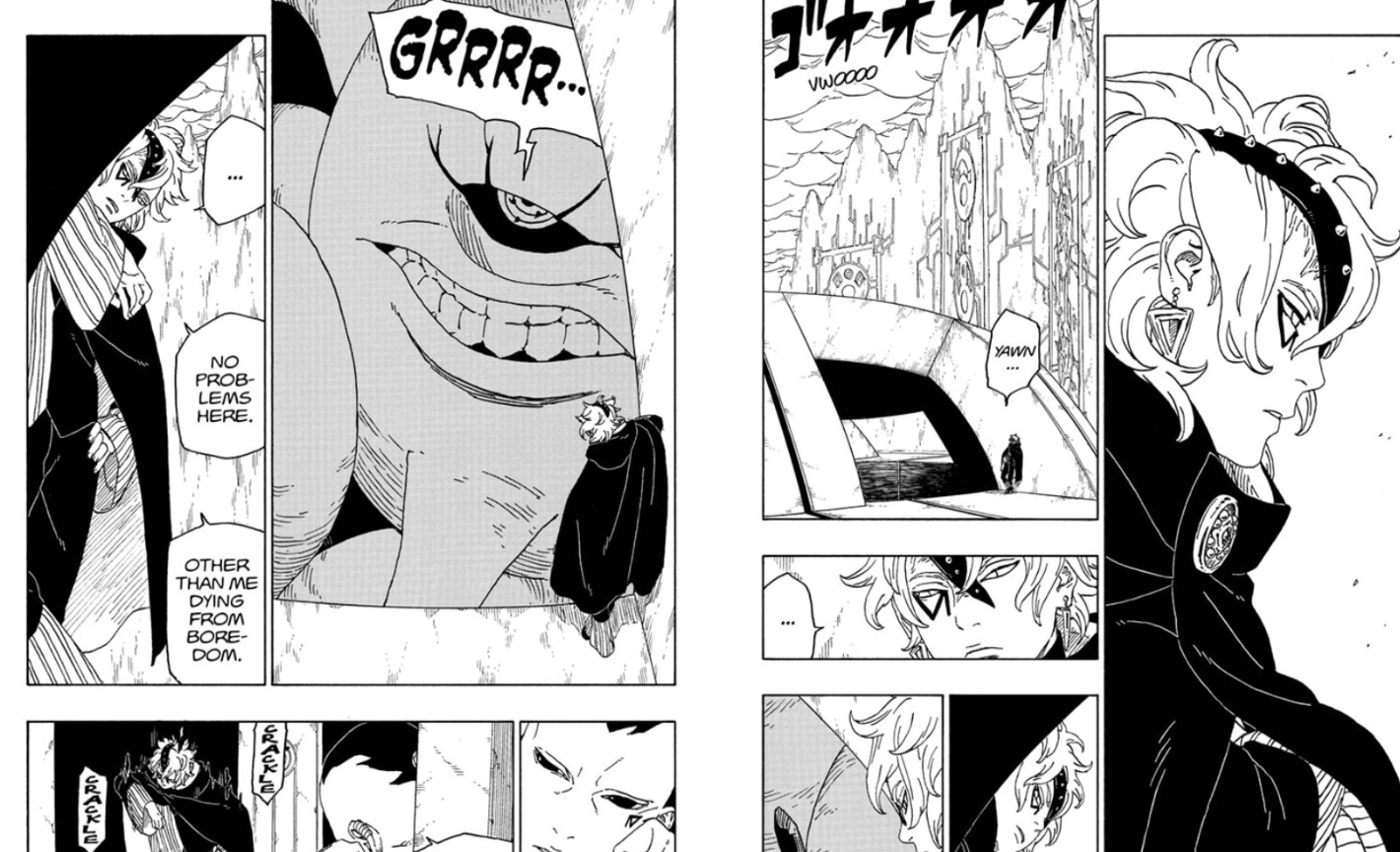 Boruto Chapter 46 Release Date Spoilers Where To Read