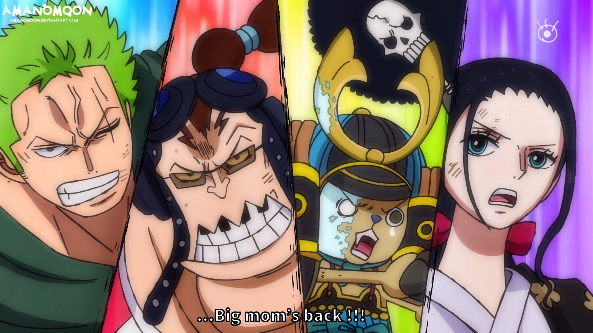 One Piece Chapter 998