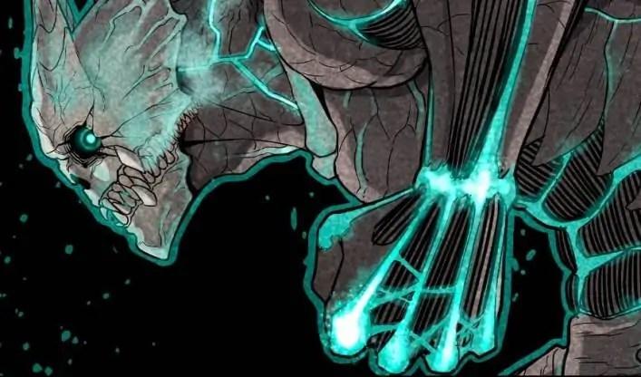 Kaiju No. 8 Chapter 23