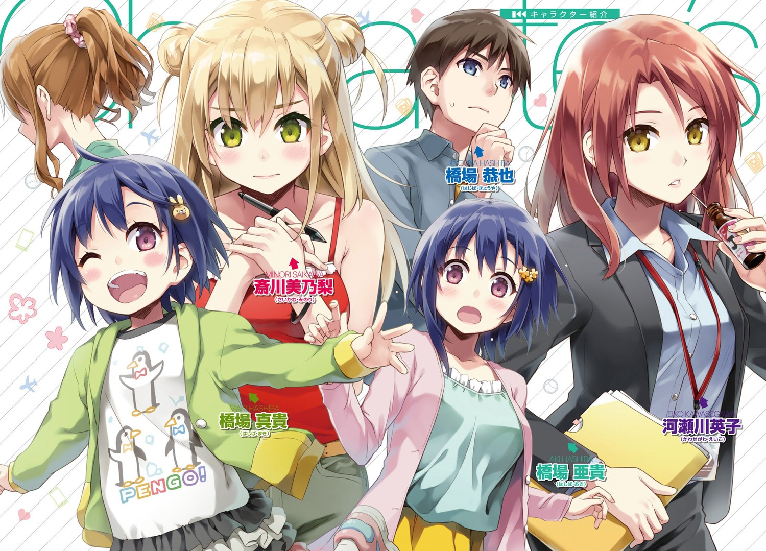 Remake Our Life! gets Television Anime Adaptation!