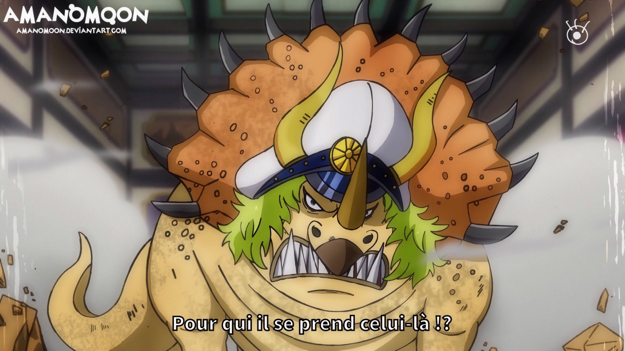 One Piece Chapter 999