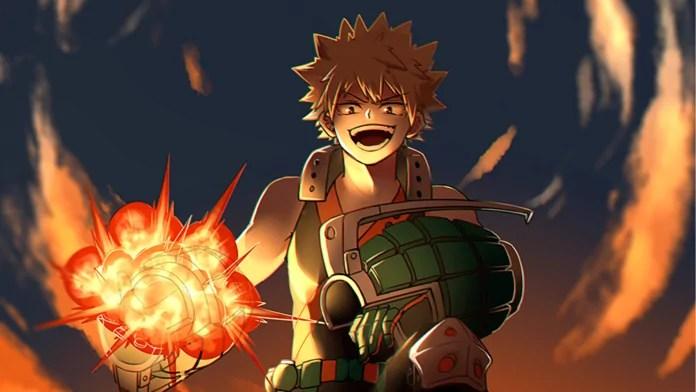 Boku no My Hero Academia Chapter 295