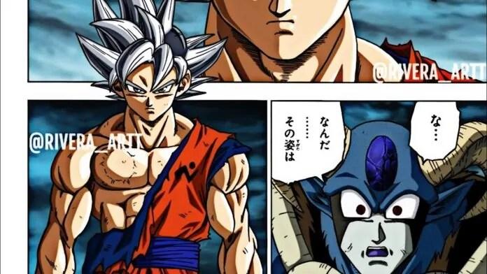 Dragon Ball Super Chapter 67