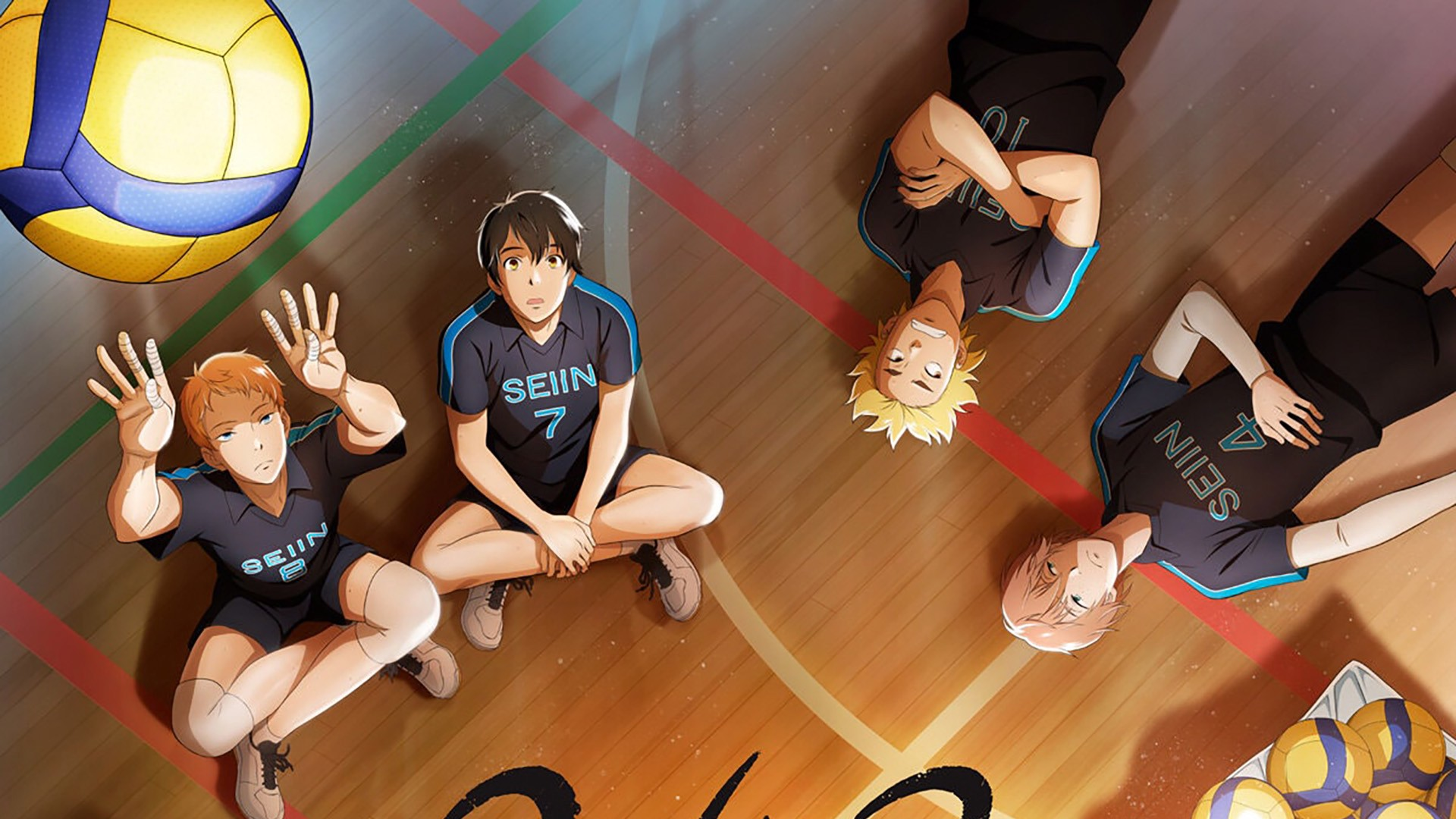 2.43: Seiin High School Boys Volleyball Team Episode 2 Release Date and Updates!
