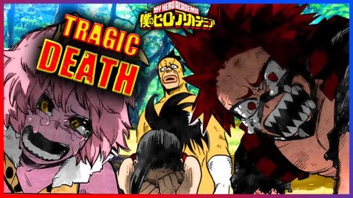 My Hero Academia Chapter 296 reveals the tragic end to Deku vs Shigaraki