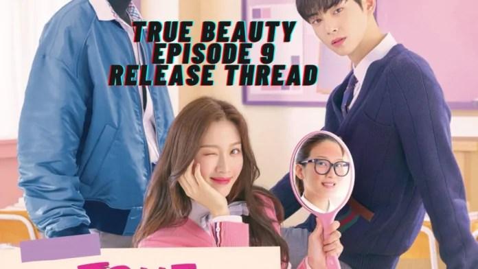 TRUE BEAUTY EPISODE 9