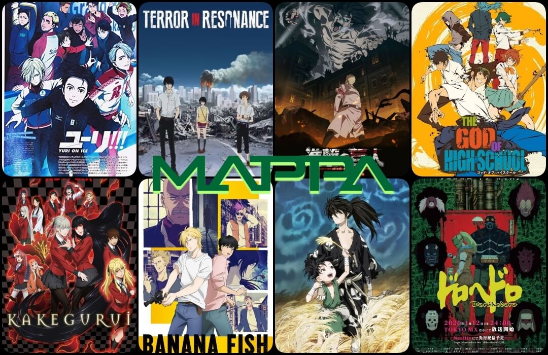 MAPPA: Every Big Reveal From the Studio's 10th-Anniversary Event
