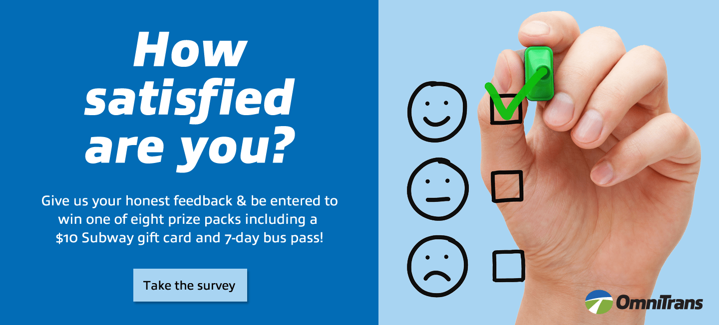 How satisfied are you campaign image