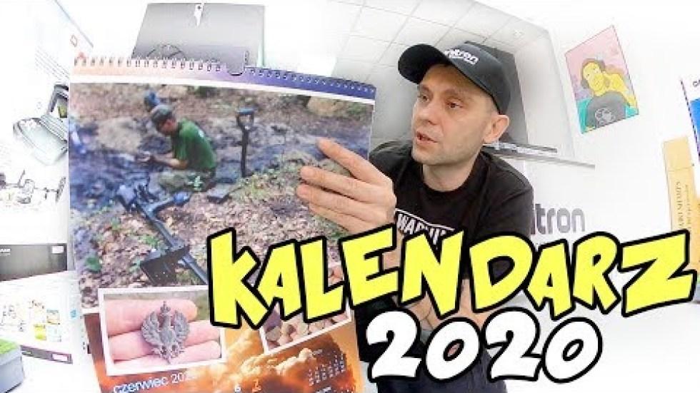 Kalendarz Detekorysty 2020