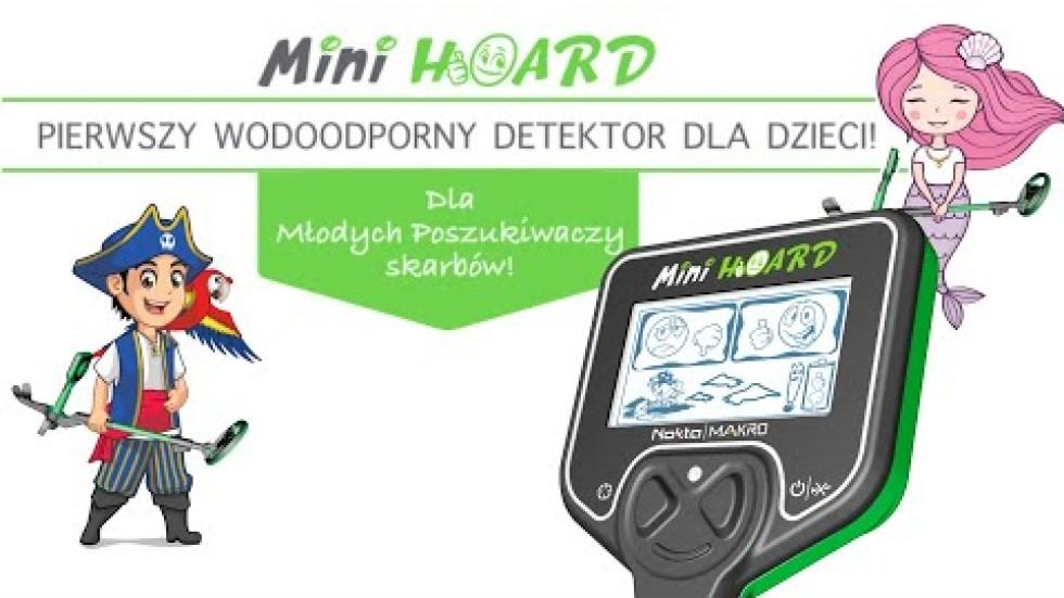 Nokta Marko Mini i Midi Hoard PREORDER OMNITRON