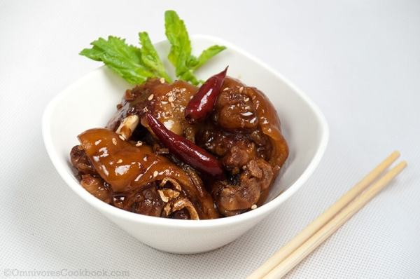 Hardcore Chinese Moms Best Braised Pork Feet Omnivore