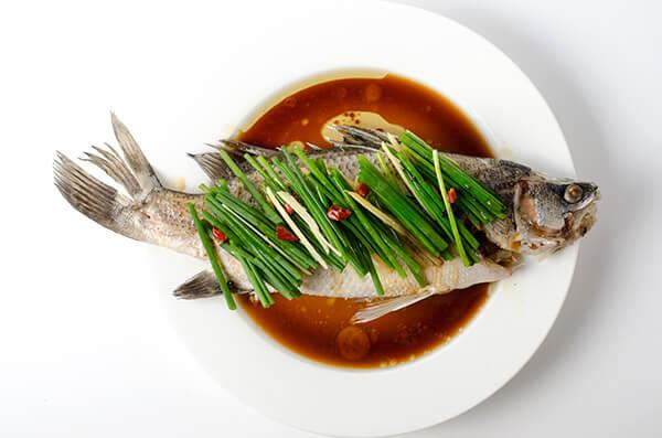 Authentic Chinese Steamed Fish   omnivorescookbook.com