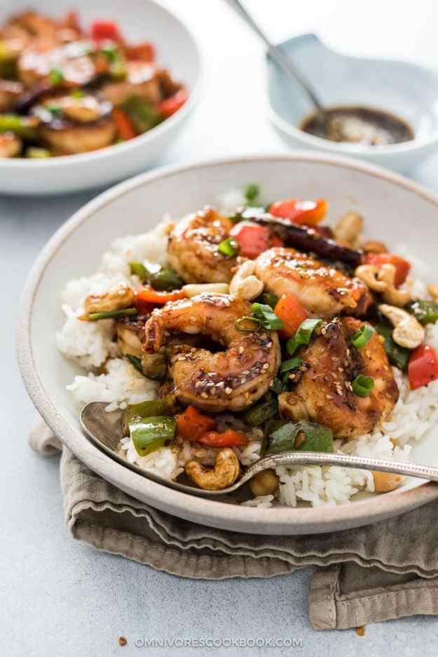 Seafood | Shrimp | Sichuan Food | Chinese Takeout | Chinese Recipe